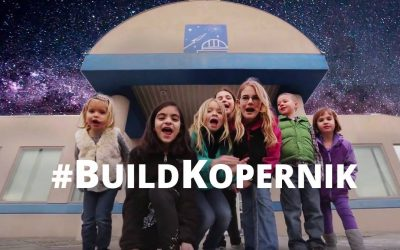 Kopernik Science Park Pizza Fundraiser