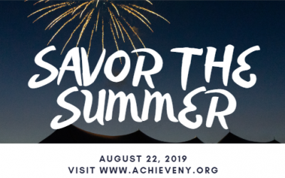 Savor the Summer