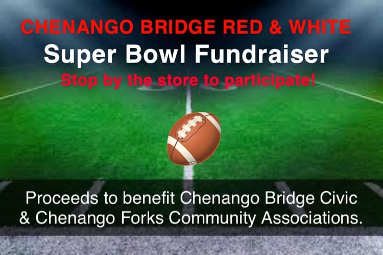 Superbowl Fundraiser